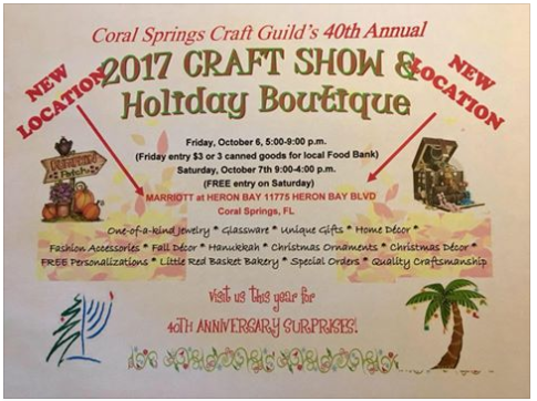 Coral Springs Craft Guild